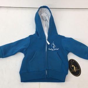 NWT Baby Phat Blue Jacket Size 3/6M